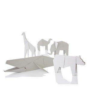 Zabawka kartonowa My Zoo