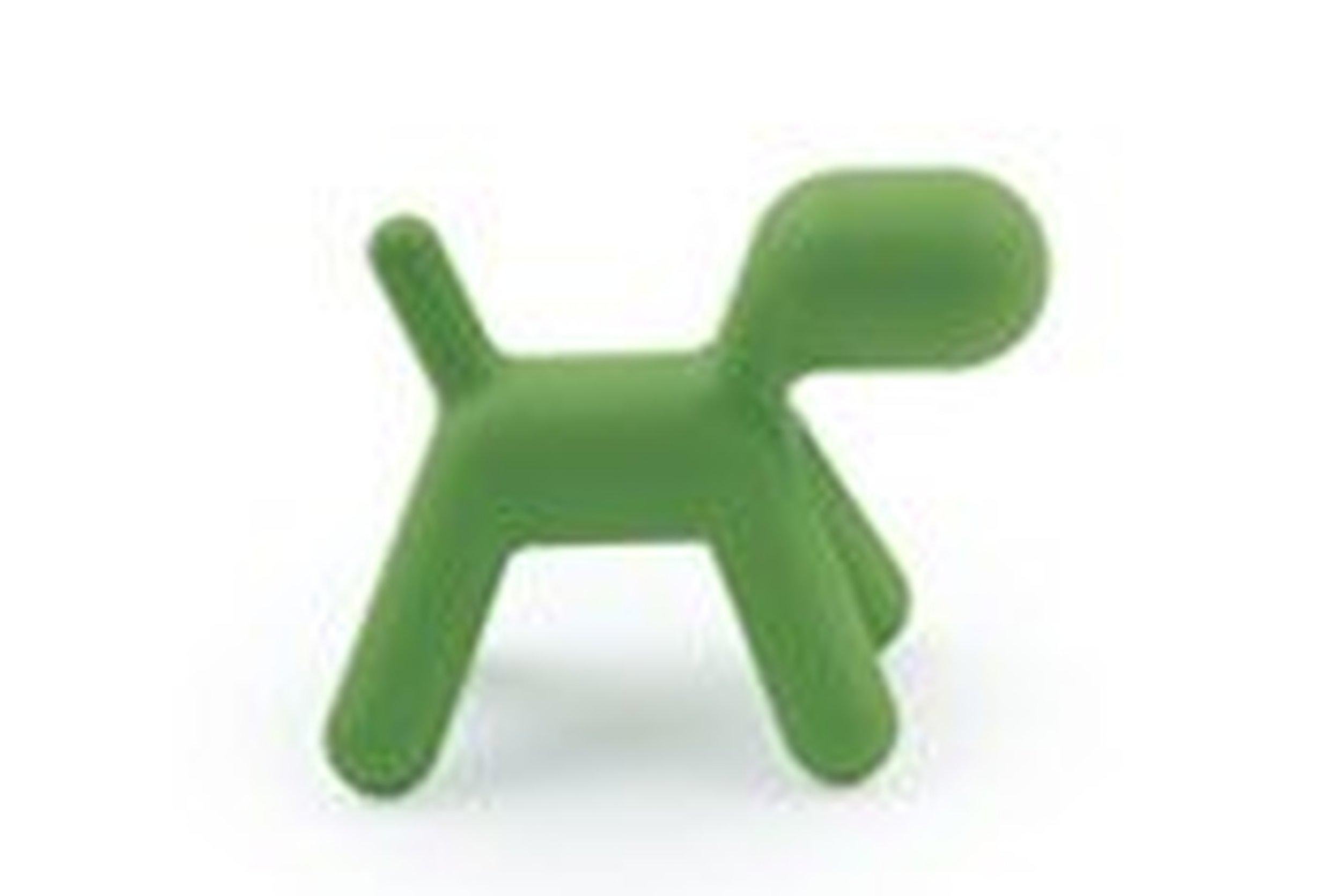 Krzesełko Puppy 34,5 cm zielone - małe zdjęcie