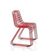 Krzesło Magis Flux czerwone - małe zdjęcie