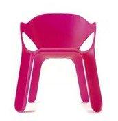 Krzesło Easy fuksja - małe zdjęcie
