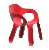 Krzesło Easy czerwone - małe zdjęcie