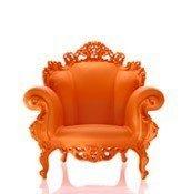 Fotel Magis Proust pomarańczowy - małe zdjęcie