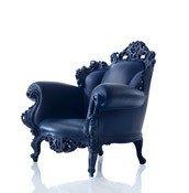 Fotel Magis Proust ciemnoniebieski - małe zdjęcie