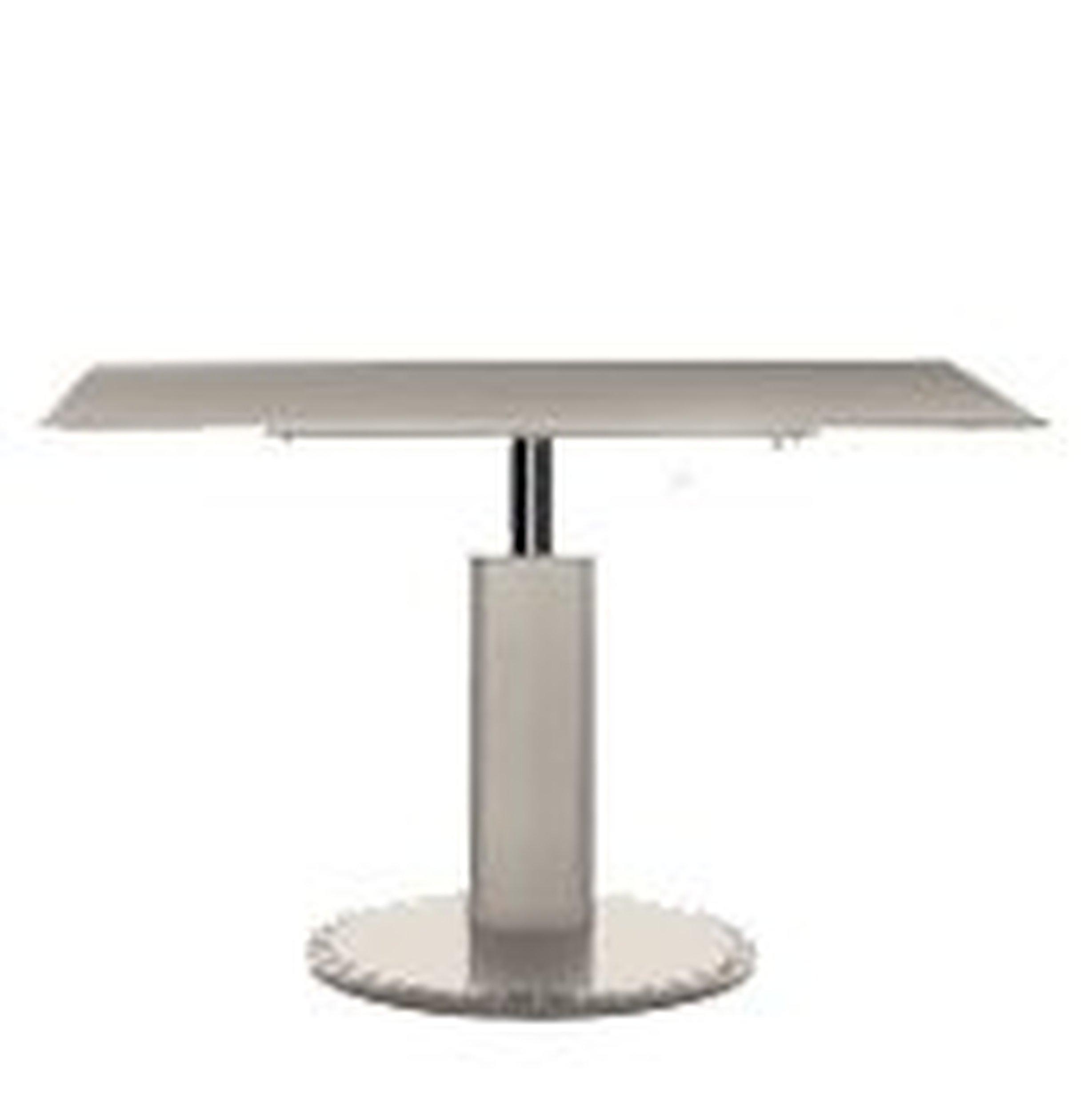 Stół 360 prostokątny jasnoszary - małe zdjęcie