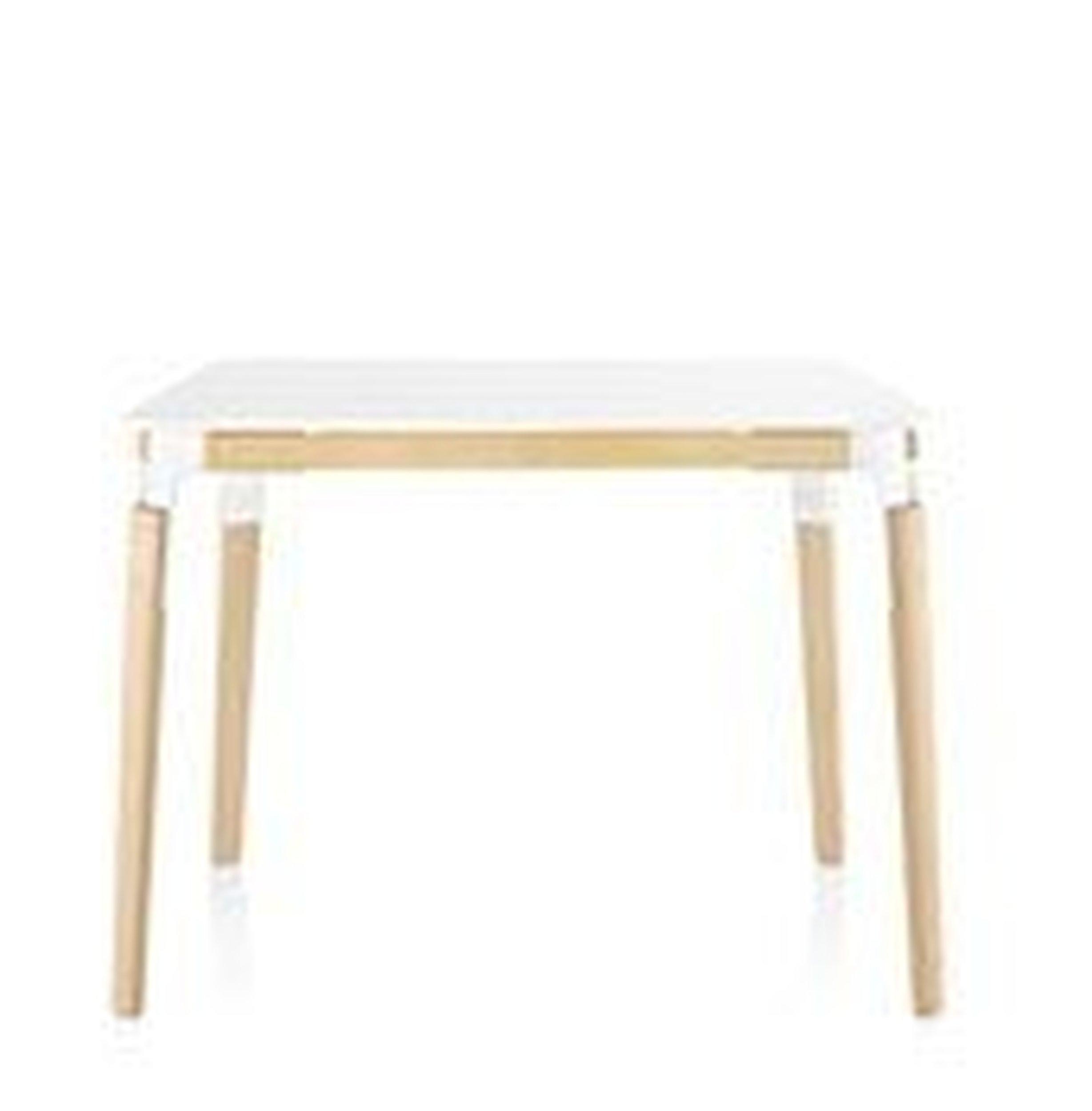 Stół Steelwood kwadratowy 90 x 90 cm