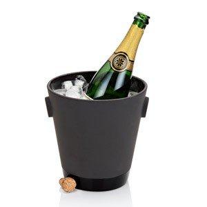 Kubełek na szampana Black Terracotta