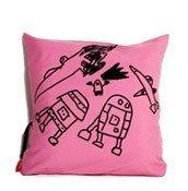 Poduszka Mała Rzecz kosmos różowa