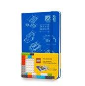 Notes Moleskine Lego L limitowana edycja niebieski gładki