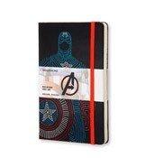 Notes The Avengers limitowana edycja 2016 L Captain America - małe zdjęcie