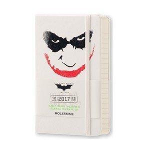 Kalendarz Moleskine 2017 12M Batman dzienny P