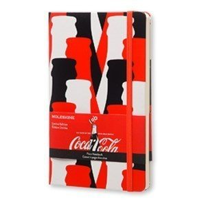 Notes Coca Cola limitowana edycja 2015 L