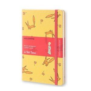 Notes Mały Książę limitowana edycja L Foxes & Flowers