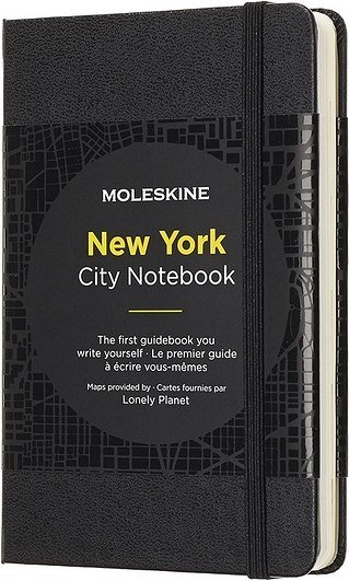 Notes Moleskine City P Nowy Jork
