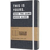 Notes Moleskine Denim L