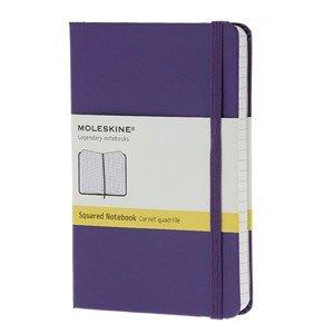 Notes Moleskine L w kratkę