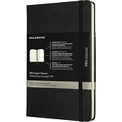 Notes Moleskine PRO Project Planner