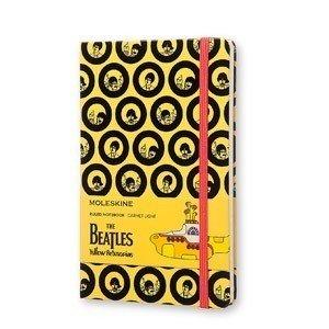 Notes Moleskine The Beatles limitowana edycja L