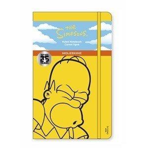 Notes Moleskine The Simpsons L limitowana edycja