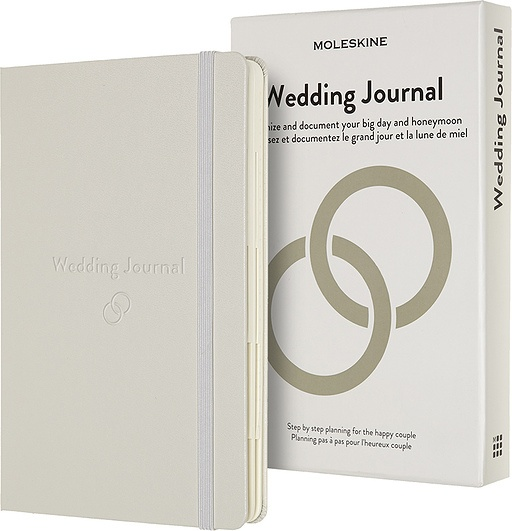 Notes Passion Journal Wedding II