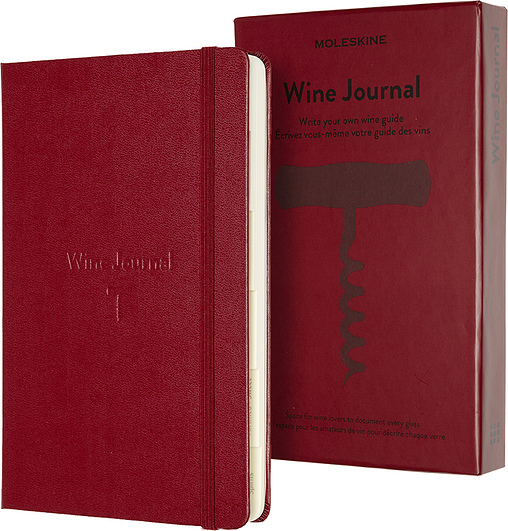 Notes Passion Journal Wine II