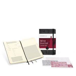 Notes Passion Journal Wine