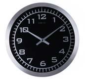 Zegar ścienny Blacky 45 cm