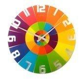 Zegar ścienny Rainbow - małe zdjęcie