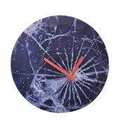 Zegar ścienny Crash 43 cm