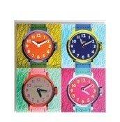 Zegar ścienny Time Zones