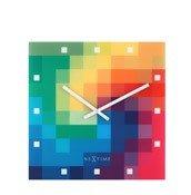 Zegar ścienny Pixtime