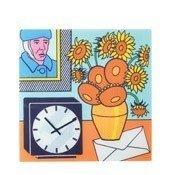 Zegar ścienny Go Van Go