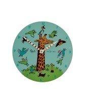 Zegar �cienny Giraffe Joy