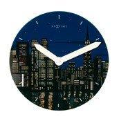 Zegar ścienny New York - małe zdjęcie