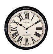 Zegar ścienny Amsterdam - zdjęcie 1