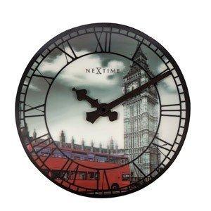 Zegar ścienny Big Ben 3D