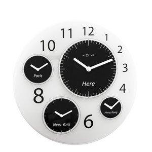 Zegar ścienny Big World
