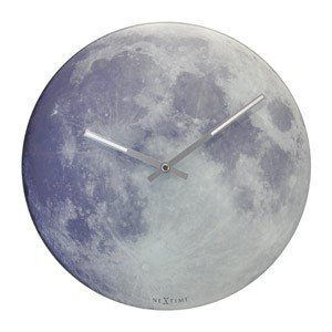 Zegar ścienny Blue Moon