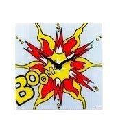 Zegar ścienny Boom - zdjęcie 1