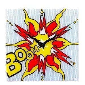 Zegar ścienny Boom