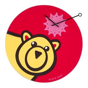 Zegar ścienny Bravo Bear
