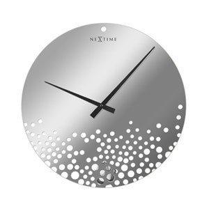 Zegar ścienny Bubbles