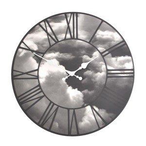 Zegar ścienny Clouds