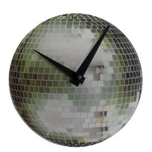Zegar ścienny Disco