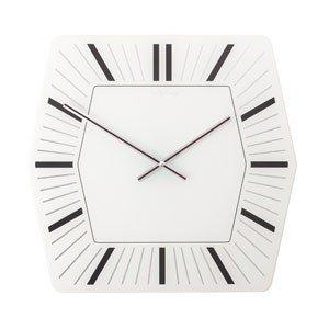 Zegar ścienny Hexagon