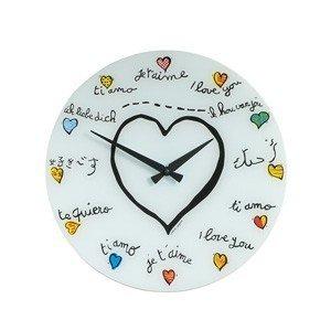 Zegar ścienny Loving You