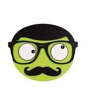 Zegar ścienny Mr. Mustache - zdjęcie 1