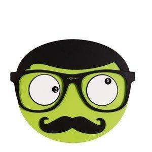 Zegar ścienny Mr. Mustache