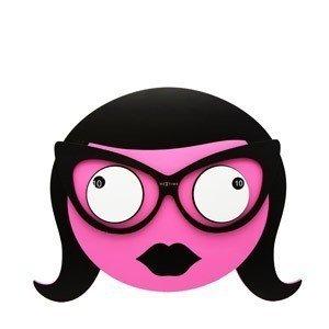Zegar ścienny Ms Spectacles