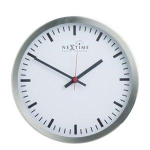 Zegar ścienny Radio Control Stripe