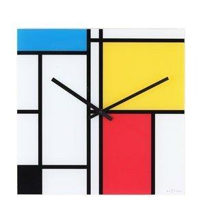 Zegar ścienny Time Lines